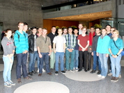 Erstsemester O-Phase im Mercedes-Benz Museum